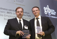 A Prestigious Award: Mobile Employees service was Appreciated at the GTB Innovation Awards